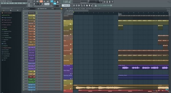FL Studio Producer Edition v.20.1.1 (RUS/ENG|x32-x64 bit)