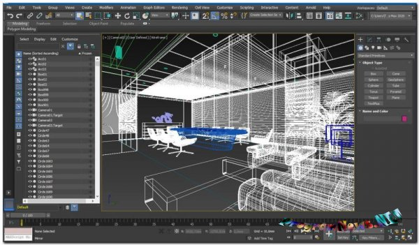 Autodesk 3ds Max 2021 (RUS/ENG)